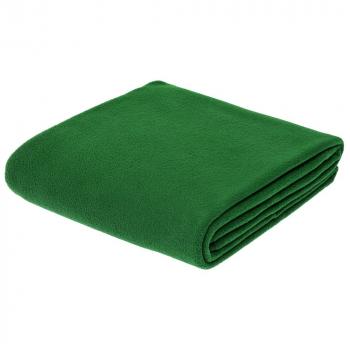 плед, зеленый