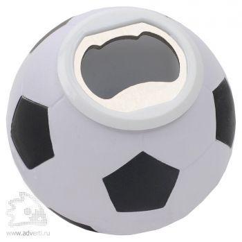 Антистресс-открывалка «Футбольный мяч»