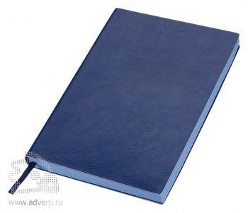 Ежедневник А5 «Soft Line», синий