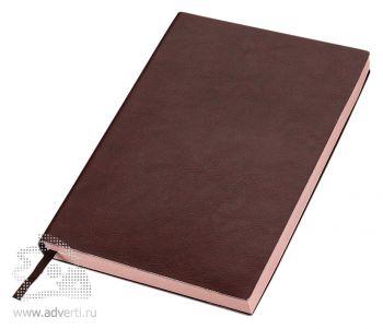 Ежедневник А5 «Soft Line», коричневый