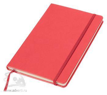 Блокнот «Essential», красный