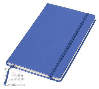 Блокнот «Essential», синий