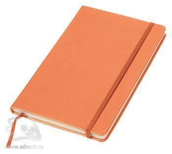 Блокнот «Essential», оранжевый