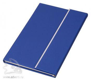 Блокнот A5 «Magnetic», синий