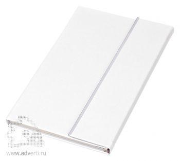 Блокнот A5 «Magnetic», белый