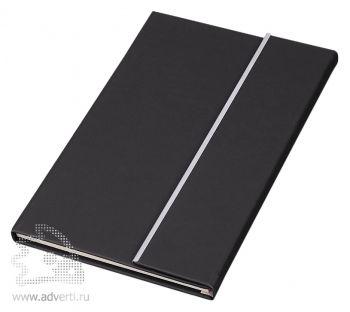 Блокнот A5 «Magnetic», черный