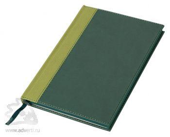 Блокнот А5 «Frontier», зеленый