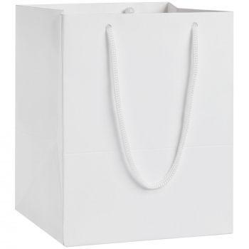 Пакет бумажный «Ample S», белый