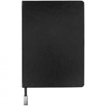 Ежедневник «Ever», недатированный, чёрный, вид спереди