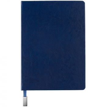 Ежедневник «Ever», недатированный, синий, вид спереди