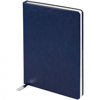 Ежедневник «Ever», недатированный, синий, обрез