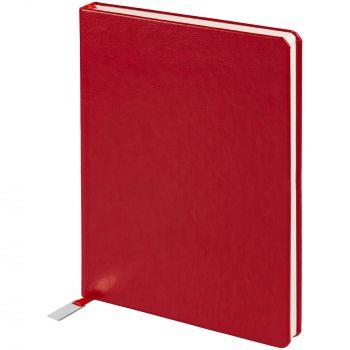 Ежедневник «Ever», недатированный, красный,обрез