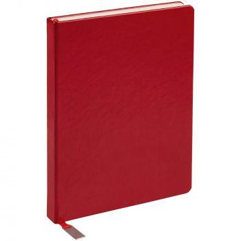 Ежедневник «Ever», недатированный, красный