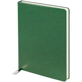 Ежедневник «Ever», недатированный, зелёный, обрез