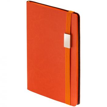 Ежедневник «My Day», недатированный, оранжевый, обрез