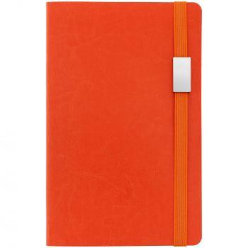Ежедневник «My Day», недатированный, оранжевый, вид спереди