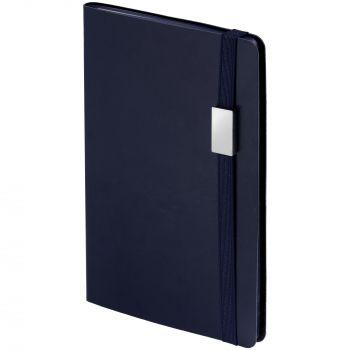 Ежедневник «My Day», недатированный, синий, обрез