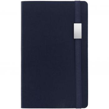 Ежедневник «My Day», недатированный, синий, вид спереди