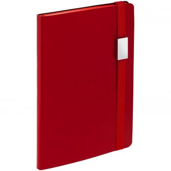 Ежедневник «My Day», недатированный, красный