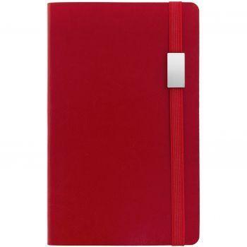 Ежедневник «My Day», недатированный, красный, вид спереди