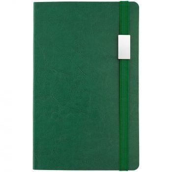 Ежедневник «My Day», недатированный, зелёный, вид спереди