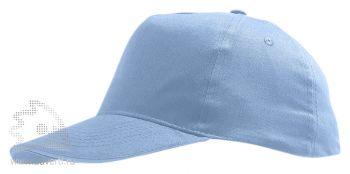 Бейсболка «Sunny», голубая