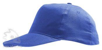 Бейсболка «Sunny», синяя