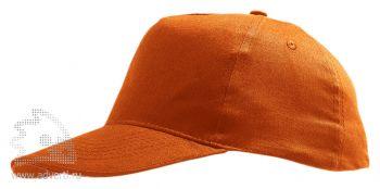 Бейсболка «Sunny», оранжевая