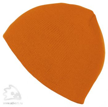 Шапка «Bronx», оранжевая