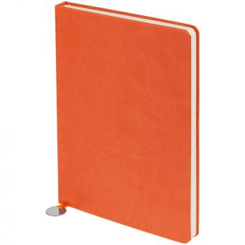 Ежедневник «Exact», недатированный, оранжевый, обрез
