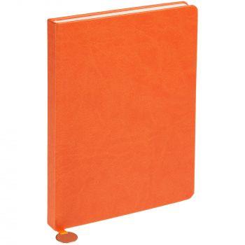 Ежедневник «Exact», недатированный, оранжевый