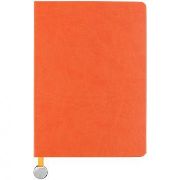 Ежедневник «Exact», недатированный, оранжевый, вид спереди