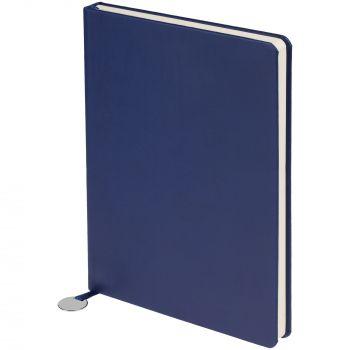 Ежедневник «Exact», недатированный, синий, обрез