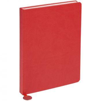 Ежедневник «Exact», недатированный, красный