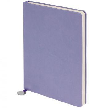 Ежедневник «Exact», недатированный, фиолетовый, обрез