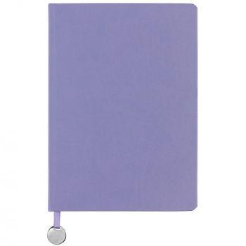 Ежедневник «Exact», недатированный, фиолетовый, вид спереди