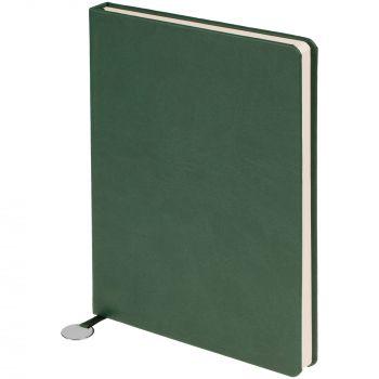 Ежедневник «Exact», недатированный, зелёный, обрез