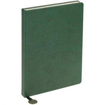 Ежедневник «Exact», недатированный, зелёный