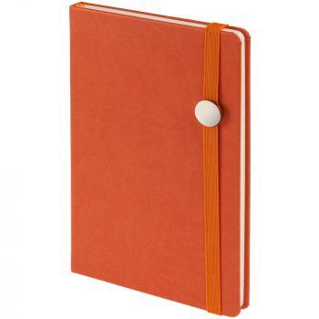 Ежедневник «Coach», недатированный, оранжевый, обрез