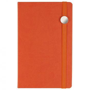 Ежедневник «Coach», недатированный, оранжевый, вид спереди