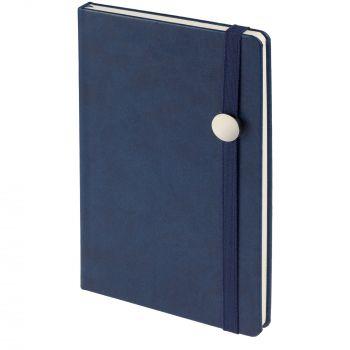 Ежедневник «Coach», недатированный, синий, обрез