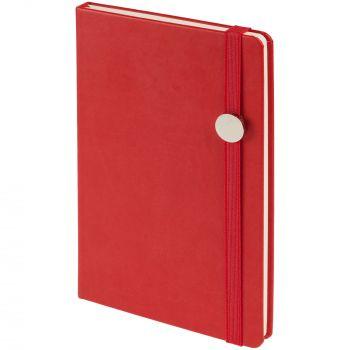 Ежедневник «Coach», недатированный, красный, обрез