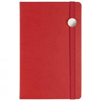 Ежедневник «Coach», недатированный, красный, вид спереди