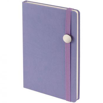 Ежедневник «Coach», недатированный, фиолетовый, обрез