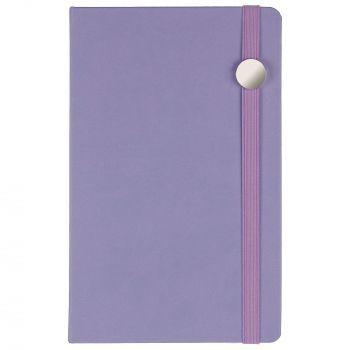 Ежедневник «Coach», недатированный, фиолетовый, вид спереди