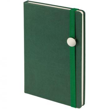 Ежедневник «Coach», недатированный, зелёный, обрез