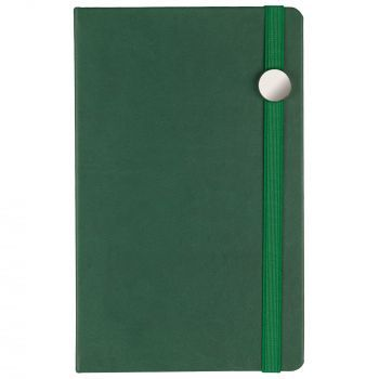 Ежедневник «Coach», недатированный, зелёный, вид спереди