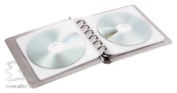 Футляр для 20-ти CD-дисков