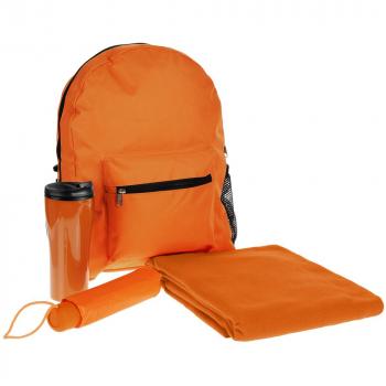 Набор City Tour, оранжевый