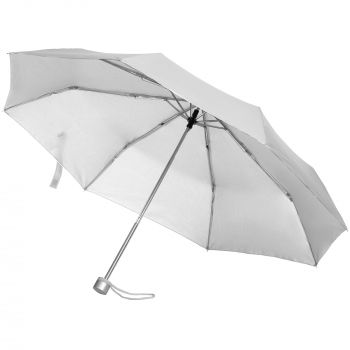 Зонт складной «Silverlake», серебристый